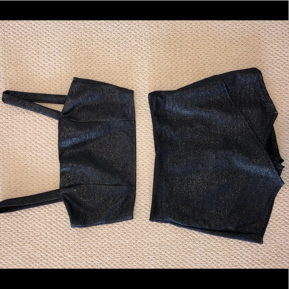 Other - 2 piece shimmer set - from boutique